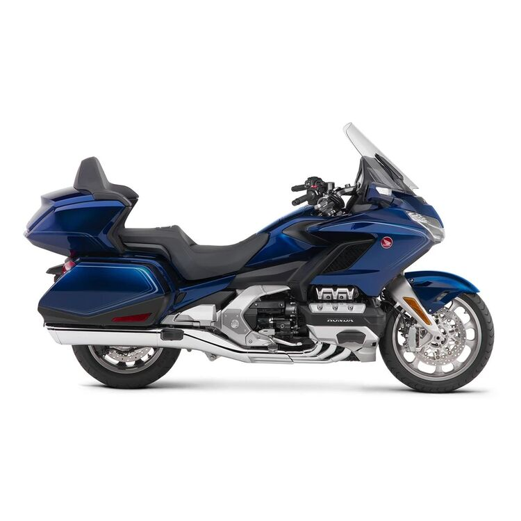 Two Brothers Comp-S Slip-On Mufflers for Honda Gold Wing 2018-2020