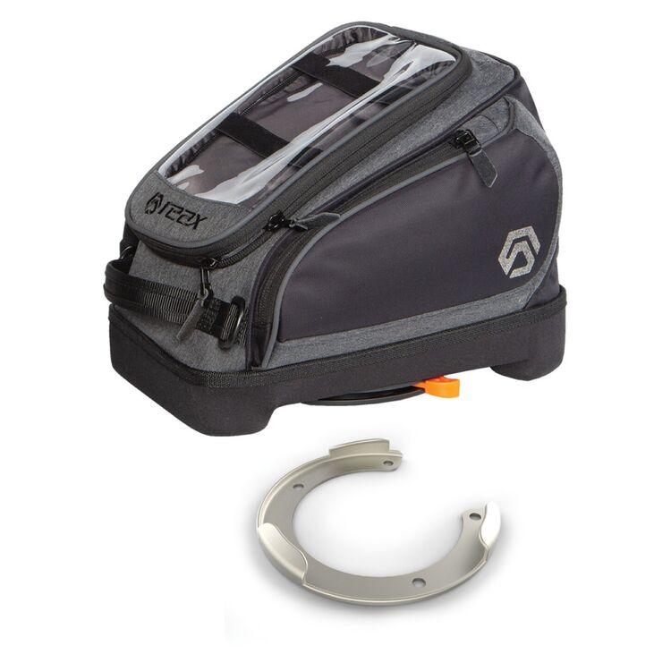 REAX Trident Speed Lock Tank Bag And Mounting Ring Kit