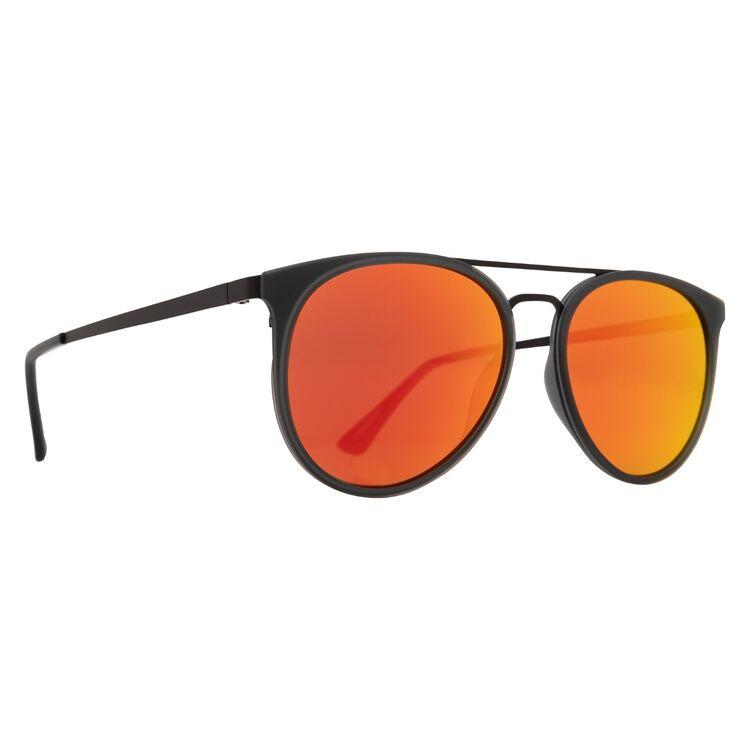 Matte Grey/Matte Black/Bronze with Red Orange