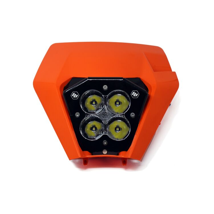 Baja Designs XL80 LED Headlight Kit With Shell KTM EXC / EXC-F / XC TPI / XC-W TPI 2017-2020