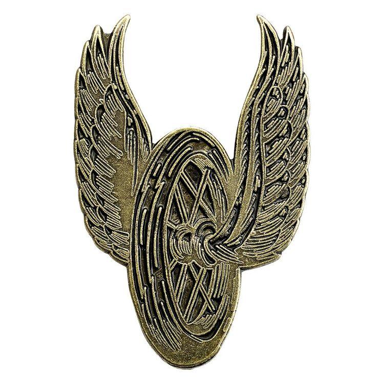 Biltwell Winged Wheel Pin