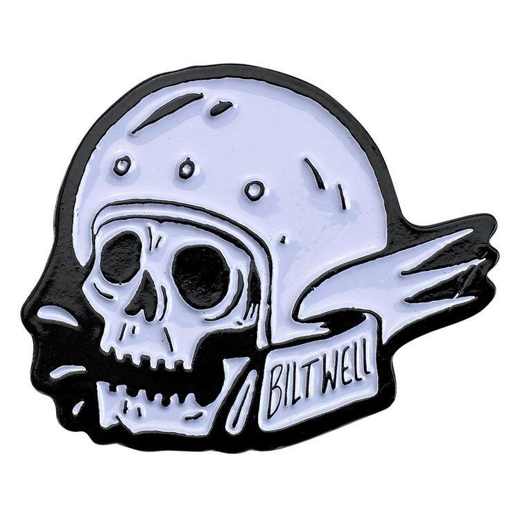 Biltwell Skull Pin