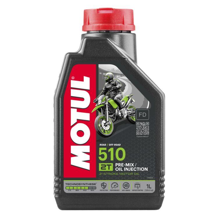 Motul 510 2T Two-Stroke Oil