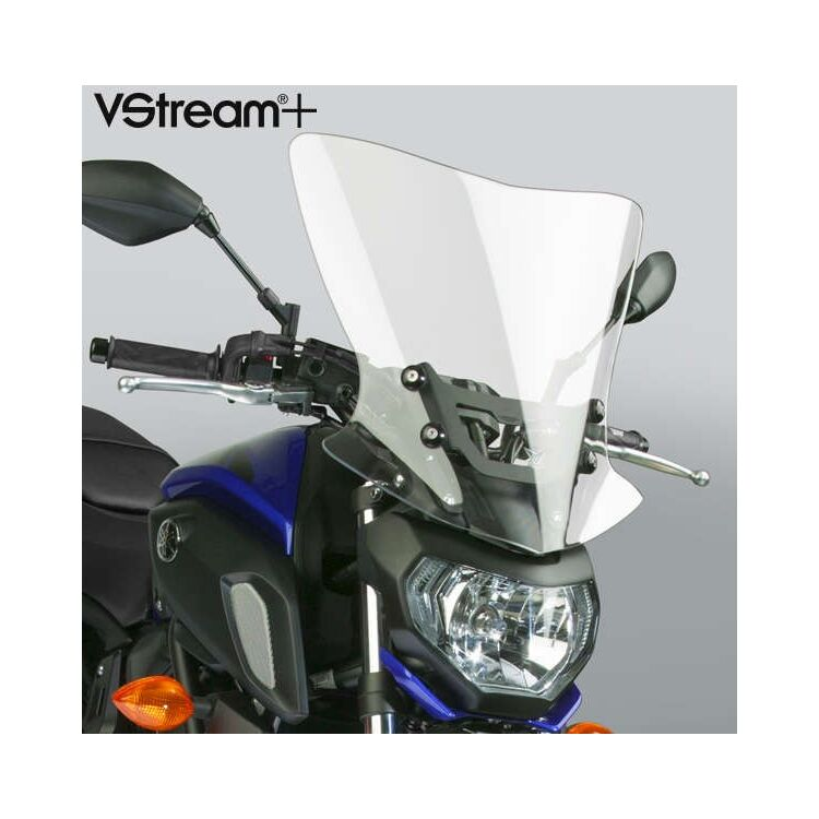 National Cycle VStream Tall Touring Windscreen Yamaha MT-07
