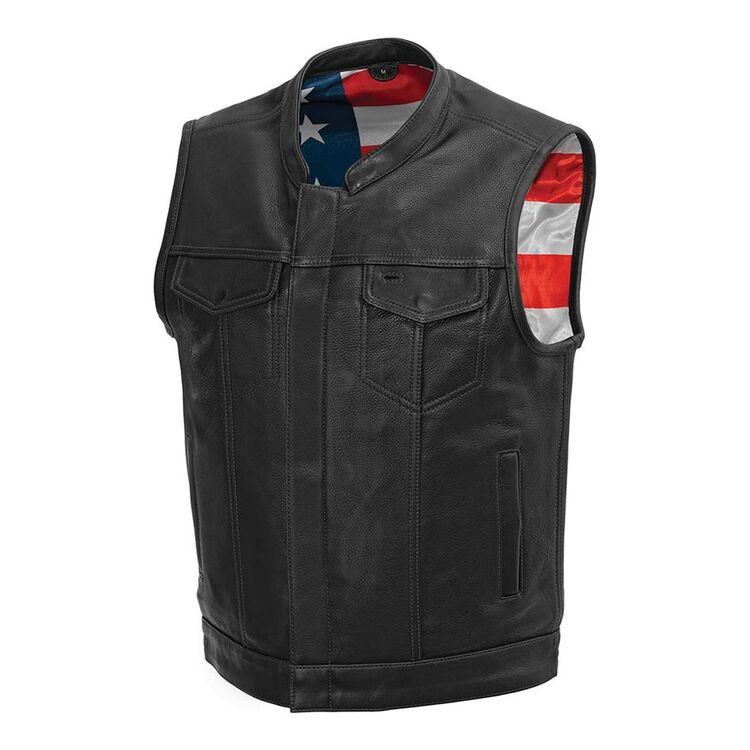 Black Stitching - American Flag