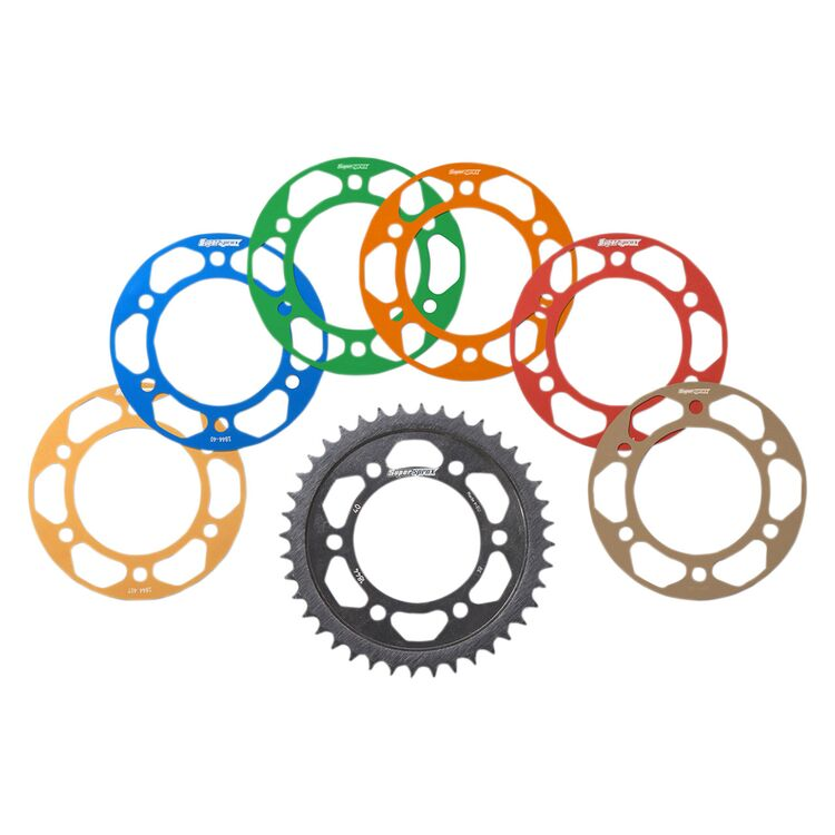 SuperSprox Edge Rear Sprocket Kawasaki 2003-2017