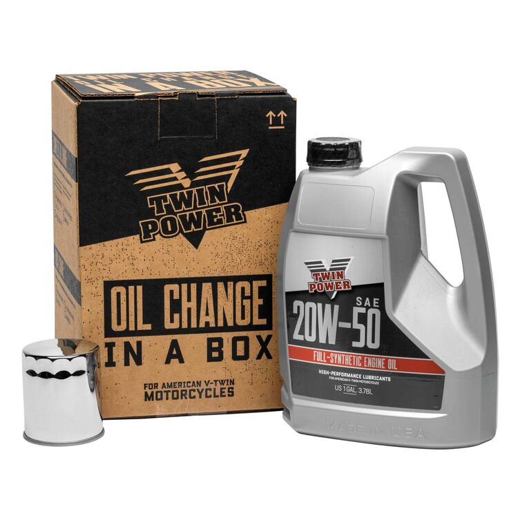 Twin Power Quick-Change Oil Kit For Harley Milwaukee Eight 2017-2021