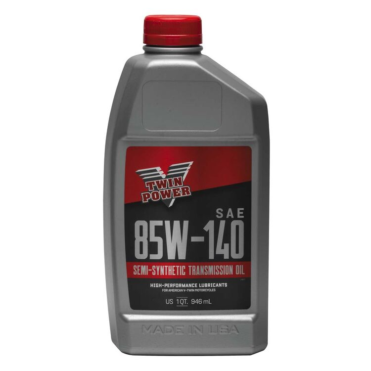 Twin Power Semi-Synthetic Transmission Oil