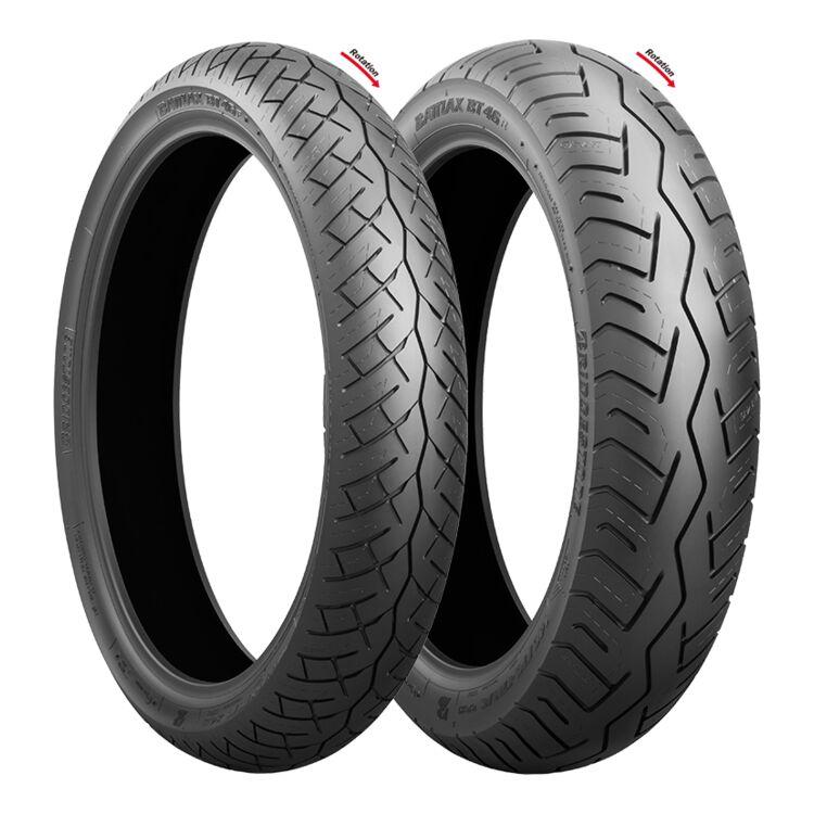 Bridgestone Battlax BT46 Sport Touring Tires