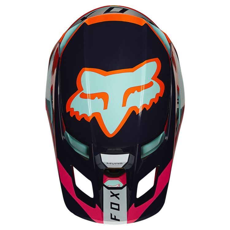 Aqua/Pink/Orange