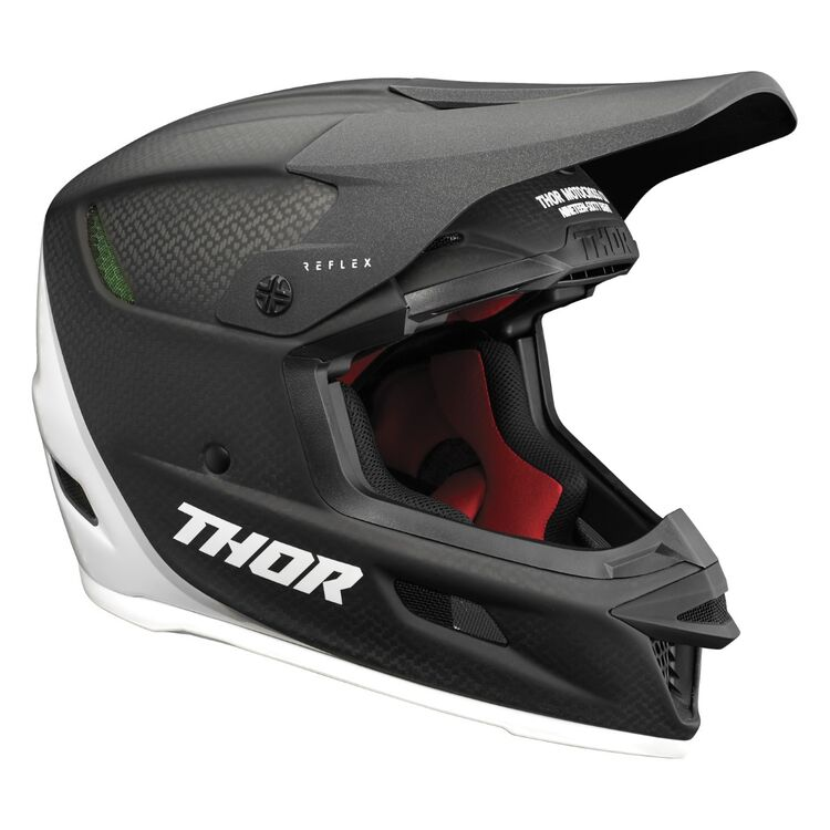 Thor Reflex Carbon Fiber Polar Helmet