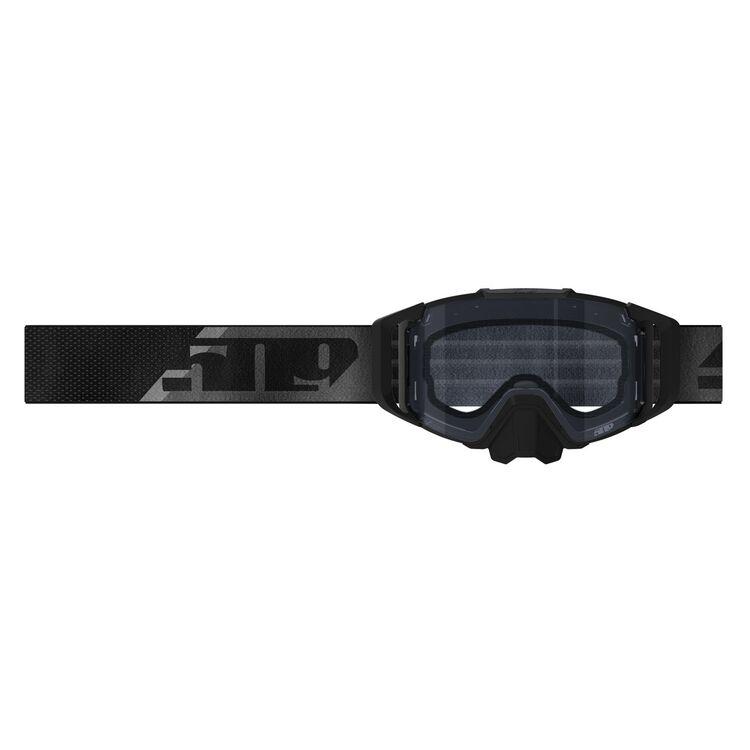 Black/Light Blue HCS Tint
