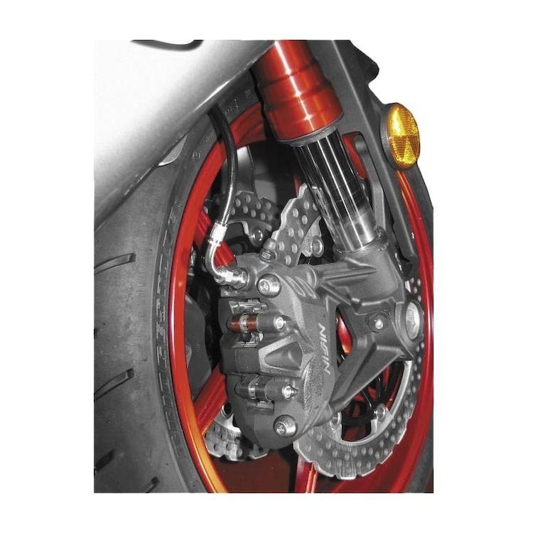 Galfer Superbike Brake Lines Kawasaki Z125 Pro 2017-2018