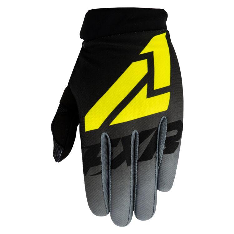 Black/Grey/Hi-Viz Yellow