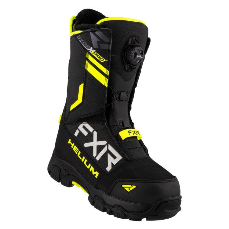 Black/Hi-Viz Yellow