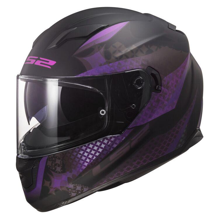 Matte Black/Purple