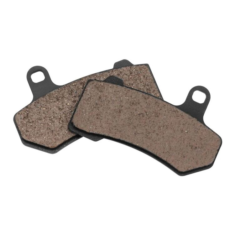 Twin Power Organic Front / Rear Brake Pads For Harley Touring / V-Rod 2006-2020