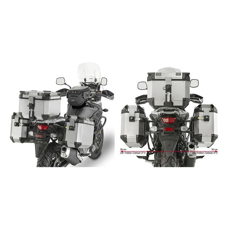 Givi PL3112CAM Side Case Racks Suzuki V-Strom 650 / 650XT 2017-2021