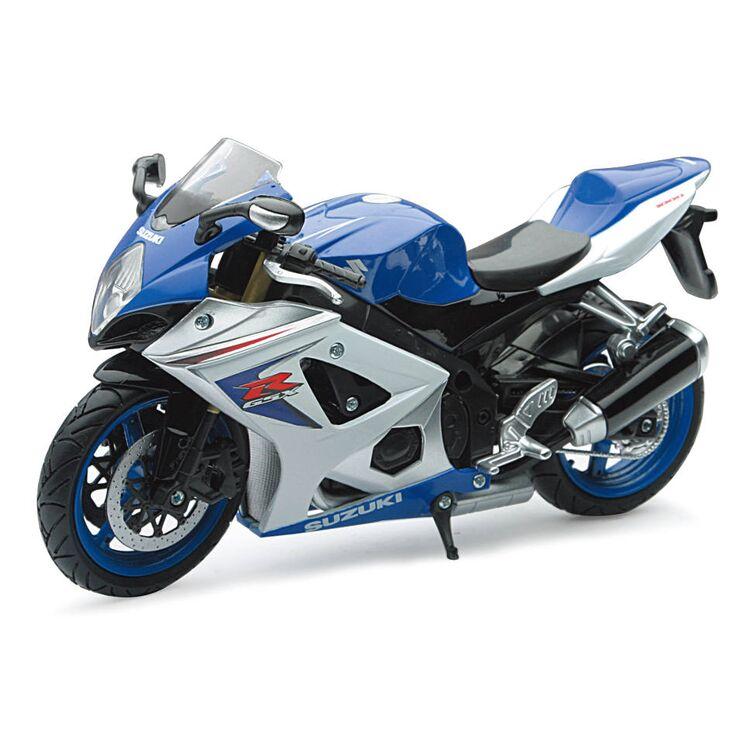 New Ray Toys Suzuki GSX R1000 1:12 Model