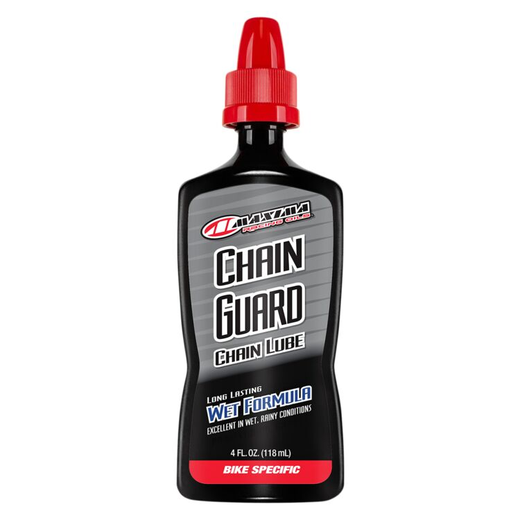 Maxima Bicycle Chain Guard Wet Lube