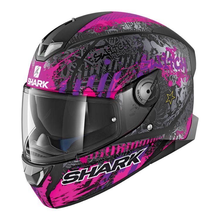 Matte Black/Pink/Purple