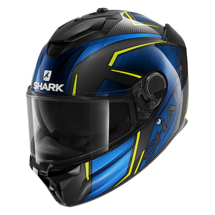 Carbon/Blue