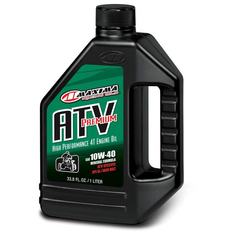 Maxima ATV Premium Engine Oil
