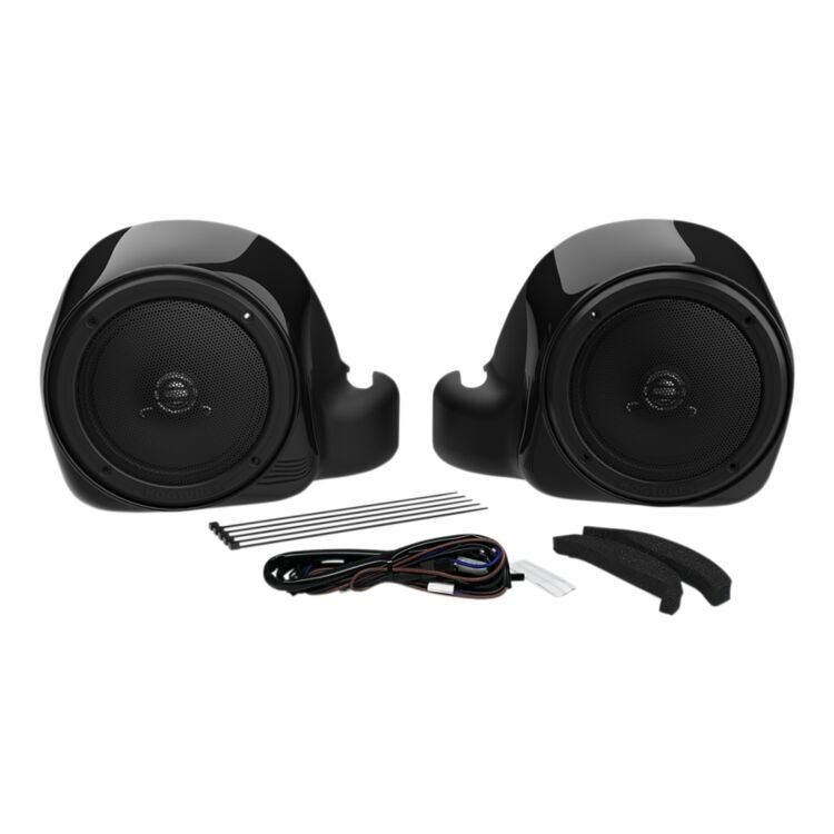 Hogtunes Gen 4 Lower Speakers For Harley Touring 2014-2020