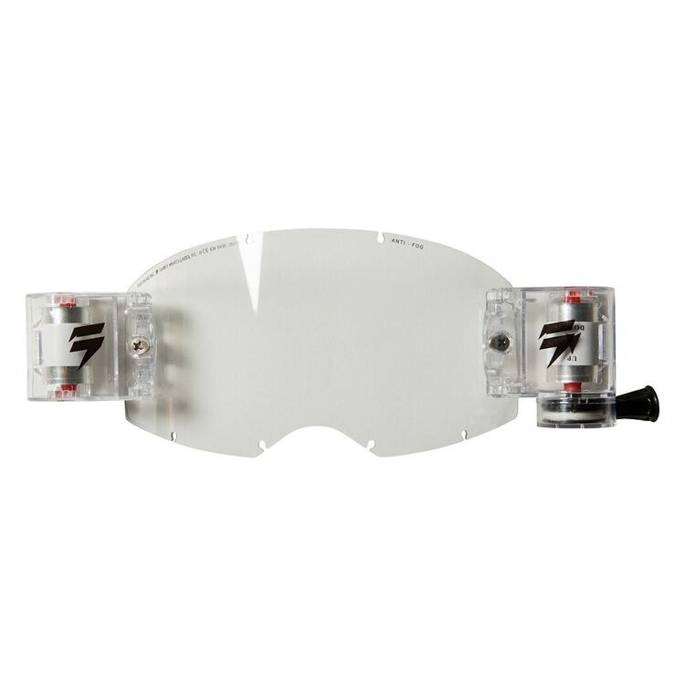 Shift Whit3 Label Goggle Roll Off System