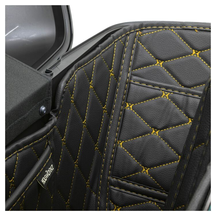 HogWorkz Standard Saddlebag Liners W/ Stitching For Harley