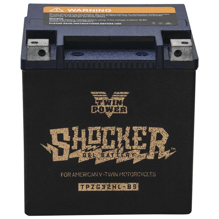 Twin Power Shocker Gel Battery TPZG32HL-BS
