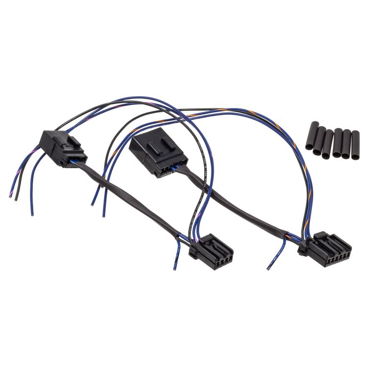 Namz Front Turn Signal Tap Harness For Harley Road King 2014-2021