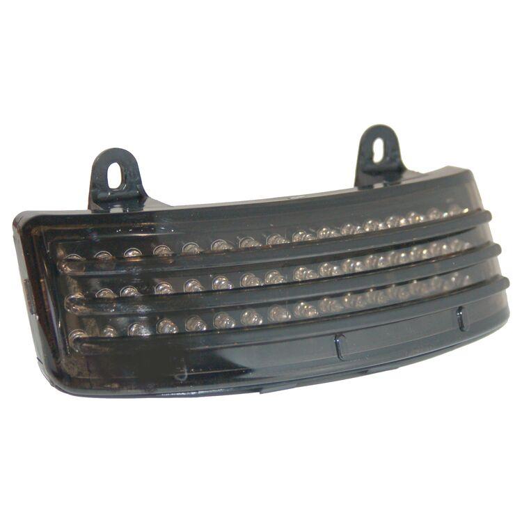 Letric Lighting Co. LED Tri-Bar Fender Tip Light For Harley Street Glide/Road Glide 2010-2013