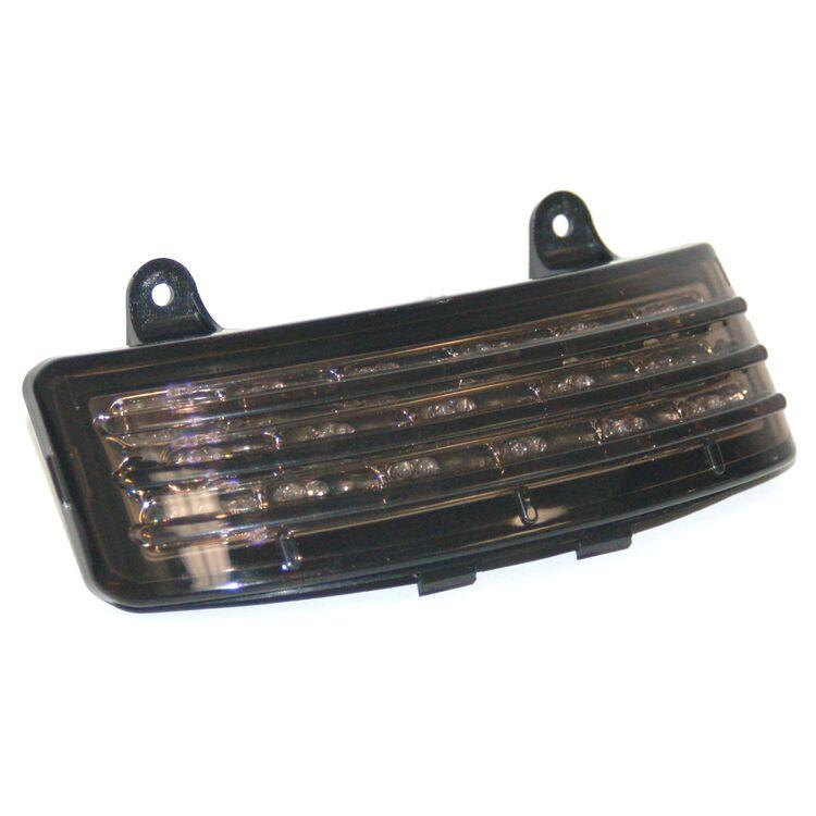 Letric Lighting Co. LED Tri-Bar Fender Tip Light For Harley Street Glide/Road Glide 2006-2009