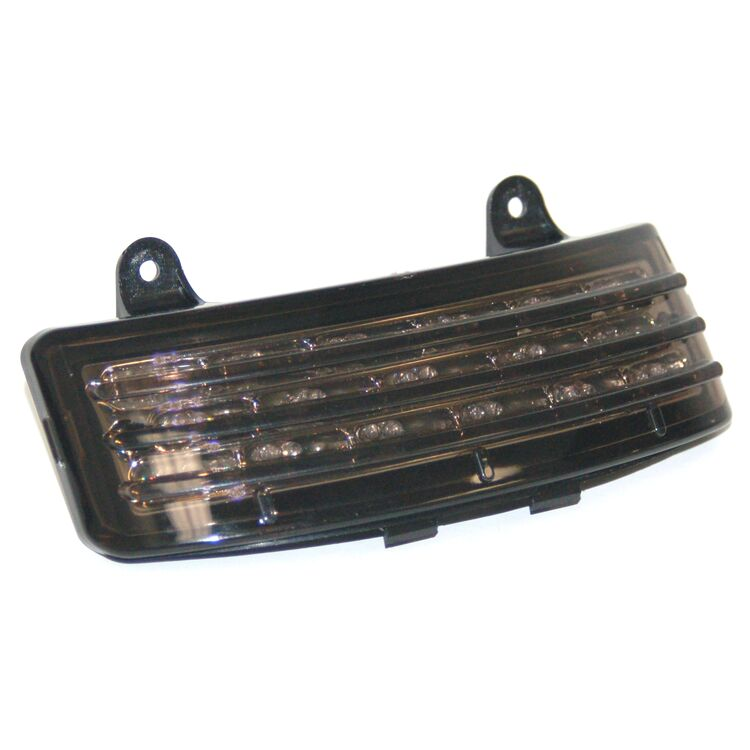 Letric Lighting Co. LED Tri-Bar Fender Tip Light For Harley