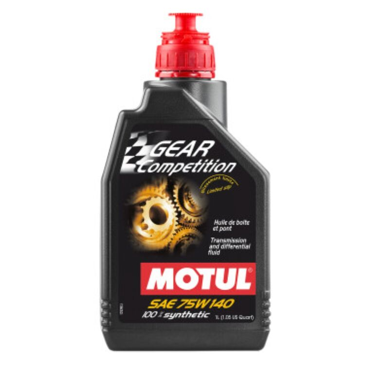 Motul Competition 75W140 Synthetic Gear Oil