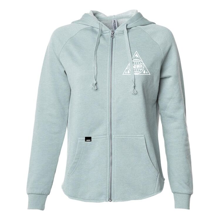 509 Terrene Women's Zip Hoody