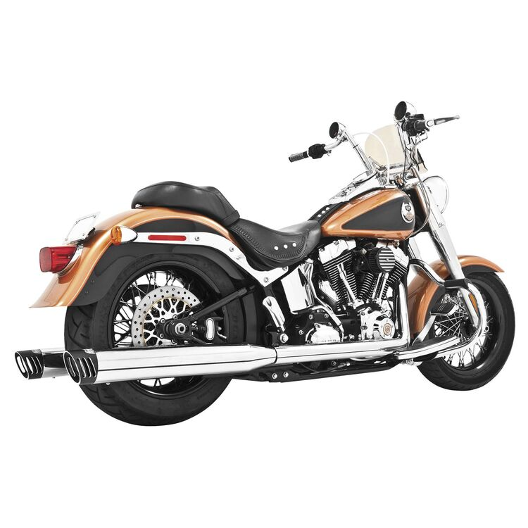 Freedom Performance Racing True Dual Exhaust For Harley Softail 2018-2021