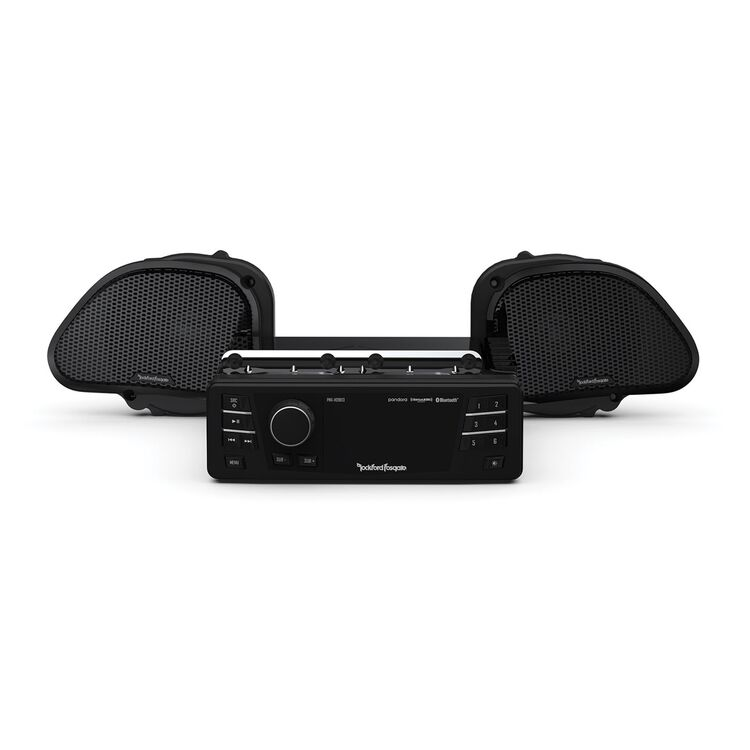 Rockford Fosgate Stage 1 Audio System For Harley