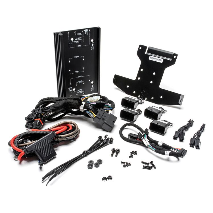 Rockford Fosgate Amplifier Installation Kit For Harley Touring 2014-2021