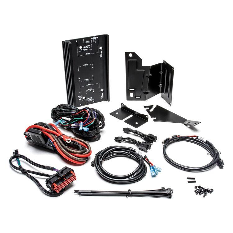 Rockford Fosgate Amplifier Installation Kit For Harley Touring