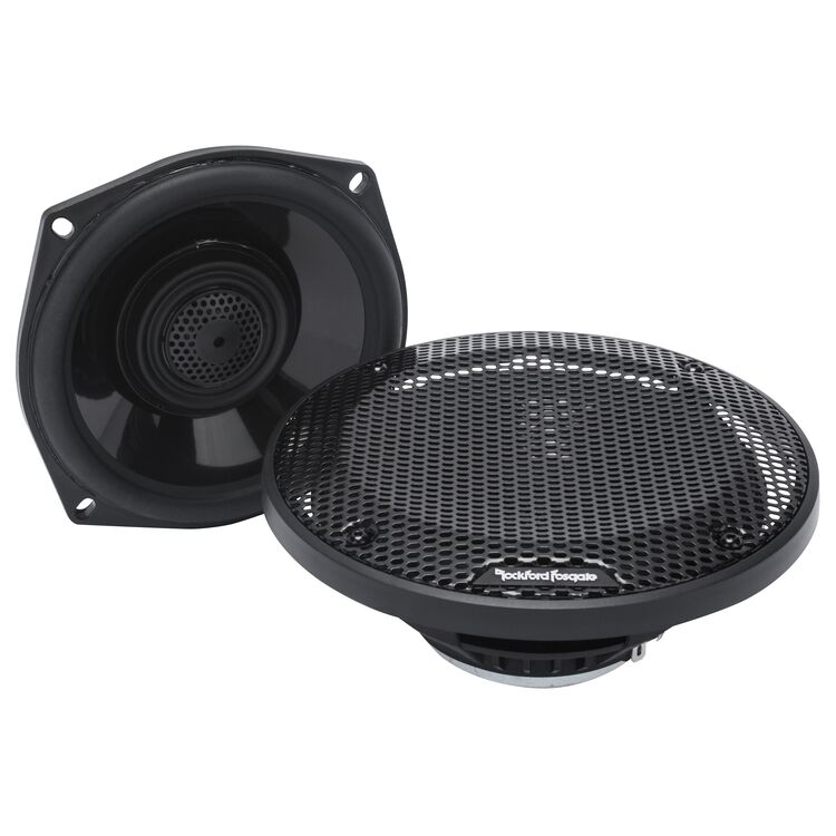 "Rockford Fosgate Power 5.25"" Speakers For Harley Touring  1998-2013"