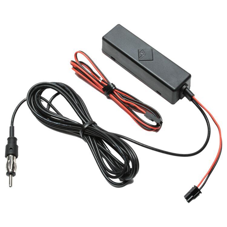 Rockford Fosgate Universal Amplified 12 V Antenna