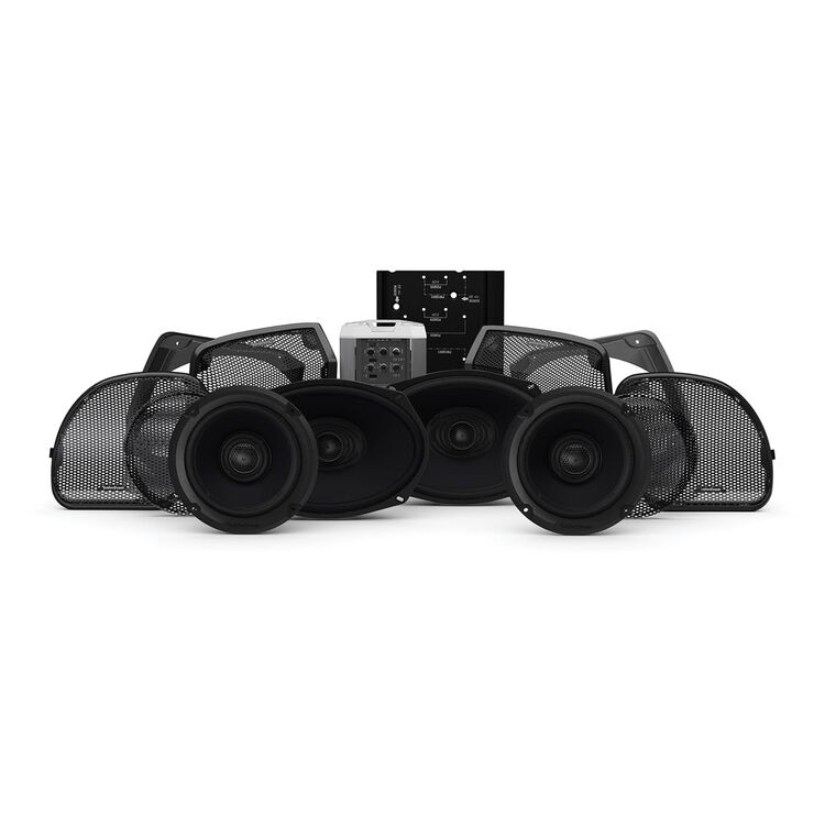 Rockford Fosgate Power Audio Kit Stage 3 For Harley