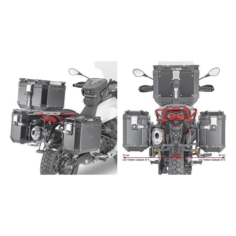 Givi PLOR8203CAM Side Case Racks Moto Guzzi V85 TT 2019-2020