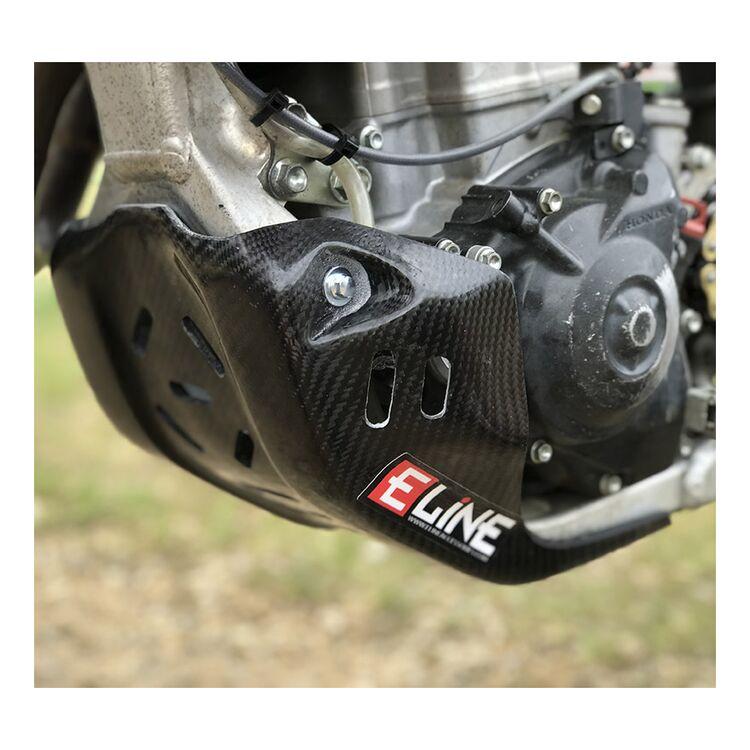 E-Line Carbon Fiber Skid Plate