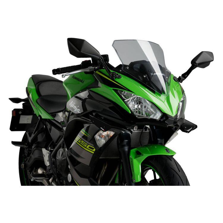 Puig Downforce Spoilers Kawasaki Ninja 650 2017-2019