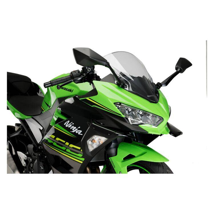 Puig Downforce Spoilers Kawasaki Ninja 400 2018-2021