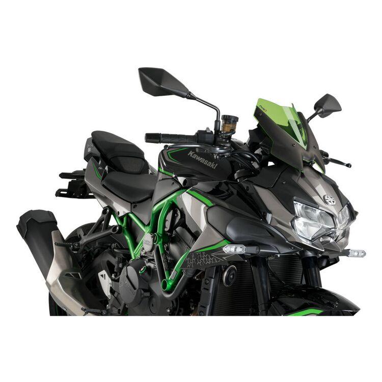 Puig Naked New Generation Windscreen Kawasaki Z H2 2020-2021