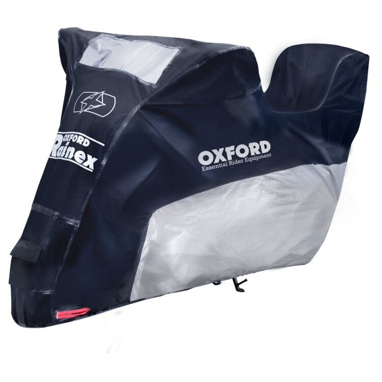 Oxford Rainex Cover With Top Case